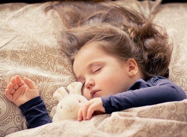النوم الصحي لطفلك