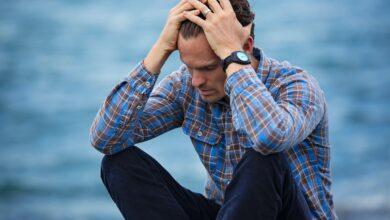 أثر المشاكل النفسية على الرجال في زمن الكورونا
